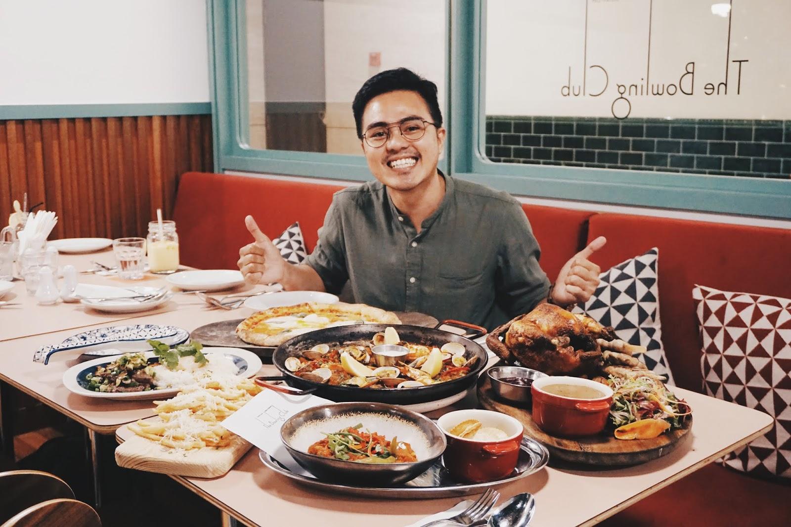 food, foodie, MAKANAN, tempat makan sedap di kl, THE BOWLING CLUB KL,