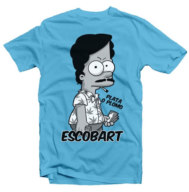 escobart tshirt design