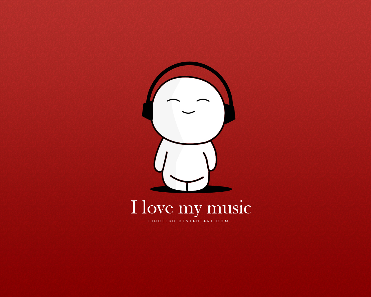 Music Wallpaper: I Love Music Wallpapers