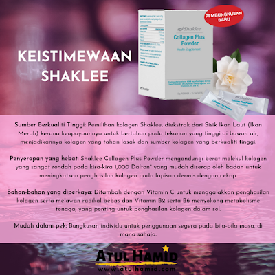 COLLAGEN PLUS POWDER KINI KEMBALI