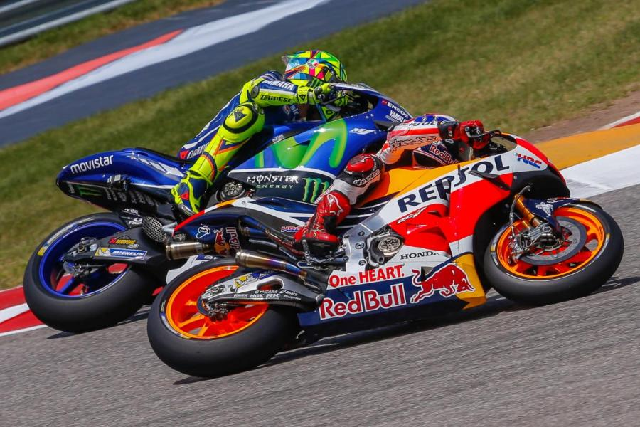 Photo Gallery MotoGP Circuit of the Americas 2016 Podium Race Accident