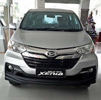 Great New Xenia R Sporty silver