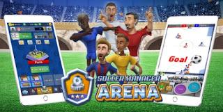 Game Manager Sepak Bola Terbaik Android dan IOS - soccer Manager Arena