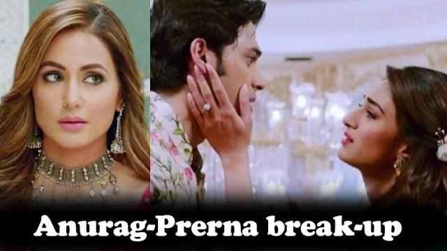 Kasauti Zindagi Ki 2 Spoiler : Prerna's breakdown learning Anurag Komolika's marriage details