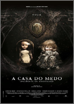 A Casa do Medo - Incidente Em Ghostland Dublado