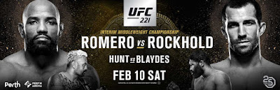 free ufc 221 romero rockhold fight preview