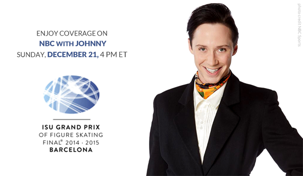 Binky's Johnny Weir Blog Archive: The Snow King: Finale