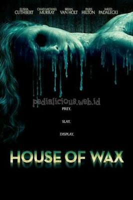 Sinopsis film House of Wax (2005)