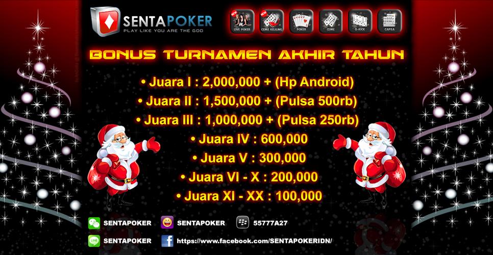 WWW.SENTAPOKER.COM - Bandar Poker dan Domino Online TANPA ROBOT ! Bonus Referal 10% ! - Page 6 Sentapoker11