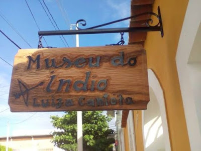 Museu do Índio Luiza Cantofa - 1º Museu Indígena do RN