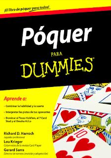Libro en pdf Poquer Para Dummies Richard D Harroch