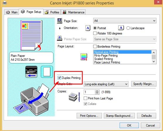 Cara Print Bolak Balik Microsoft Word, PDF, dan Excel dengan Mudah Dan Cepat