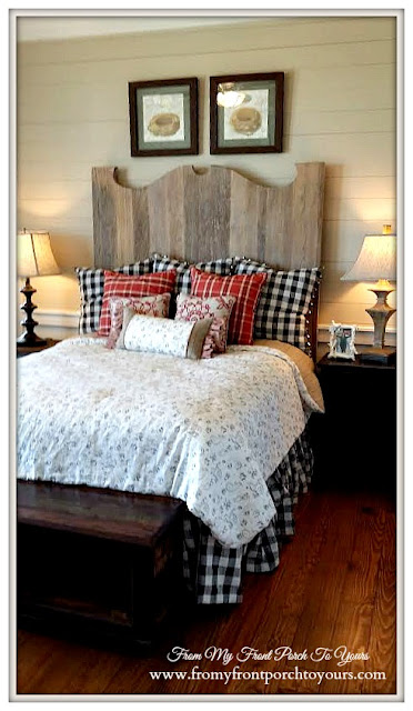 Guest Bedroom-Texas Farmhouse-Round Top-From My Front Porch To Yours