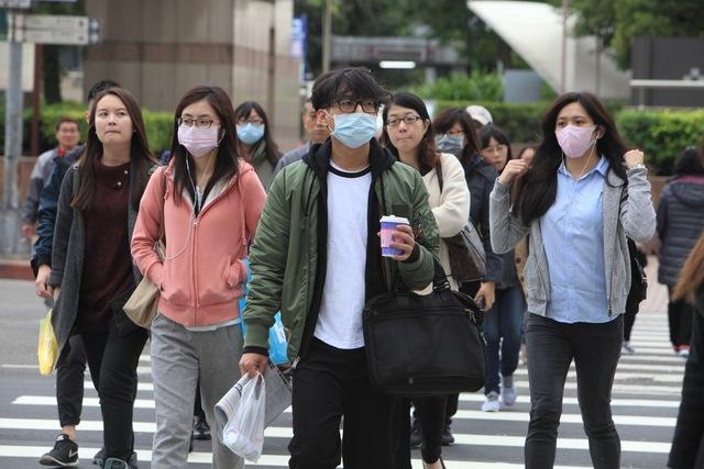 Gelombang Udara Dingin Buat Taiwan makin Dingin Hingga 13 Derajat
