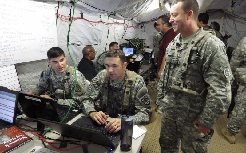 It Amp Cyber Amp Aerospace โดย พล อ ฤทธี อินทราวุธ กองทัพไซ