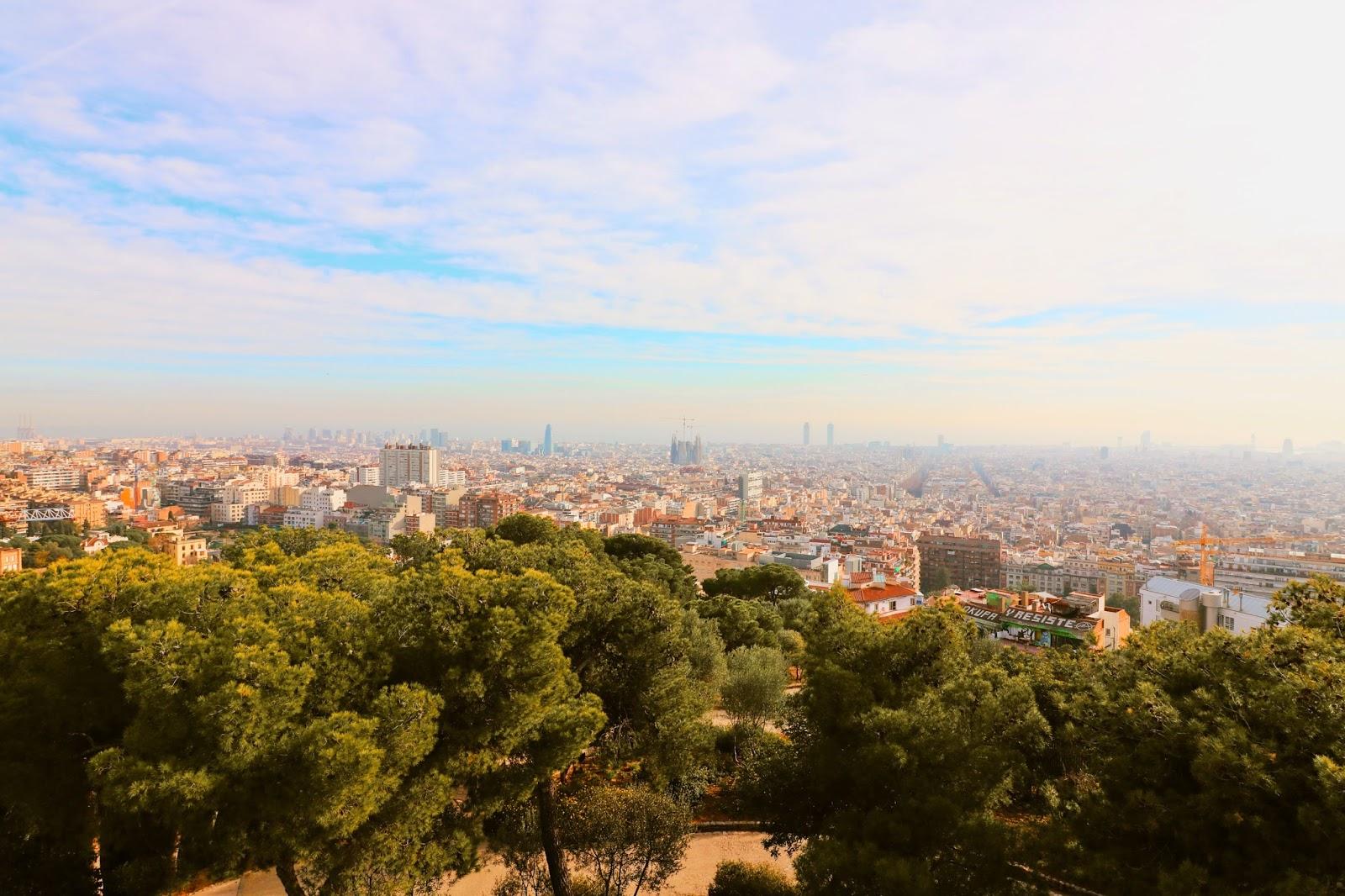 święta w barcelonie