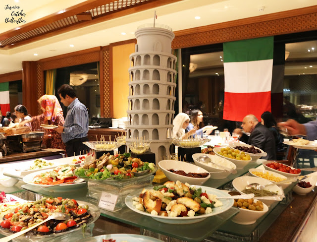 Italian Food Festival at Asia Live, Avari Towers