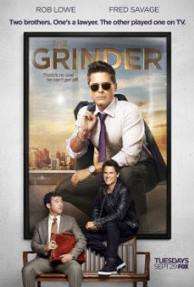 The Grinder - Todas as Temporadas - HD 720p