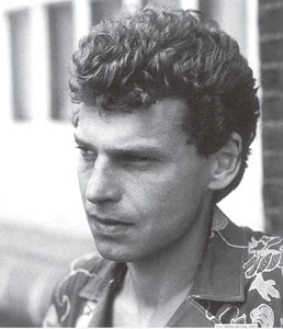 Queers In History Frans Kellendonk Dutch Writer