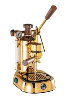 cafetera industrial la pavoni