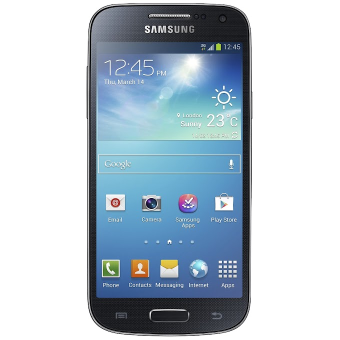 Samsung Galaxy S4 mini for Sprint receives Android 4.4 KitKat