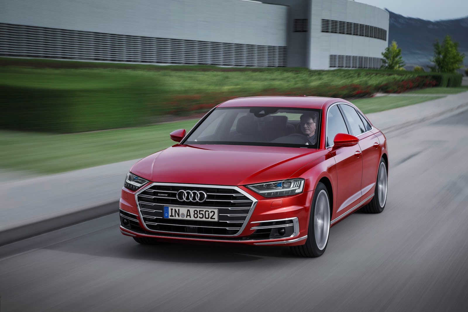 Kích thước xe Audi A8 đời mới 2019