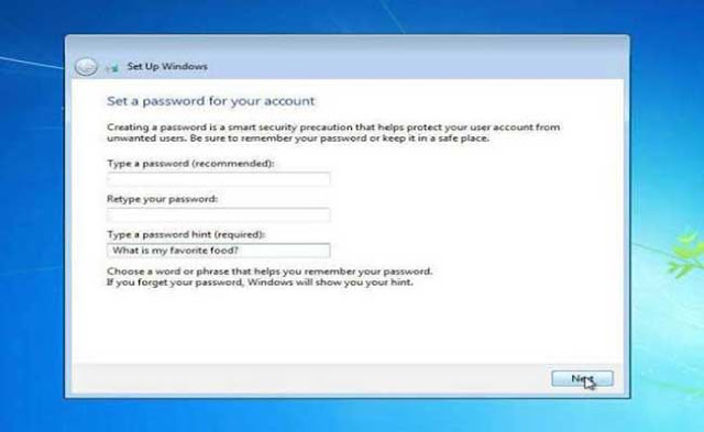 18 - Tutorial Menginstal Windows 7