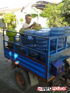 Peluang Usaha Depot Aqua Galon diPerumahan