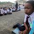 Murid SK Sg Isap hidap sakit buah pinggang kronik tetap bersemangat ke sekolah