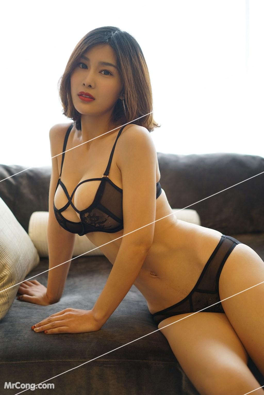 Image Yan-Pan-Pan-Part-3-MrCong.com-034 in post Ngắm vòng một siêu gợi cảm với nội y của người đẹp Yan Pan Pan (闫盼盼) (51 ảnh)