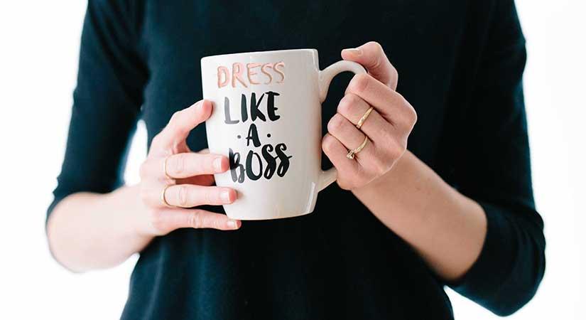 office fashion tips dress like the boss