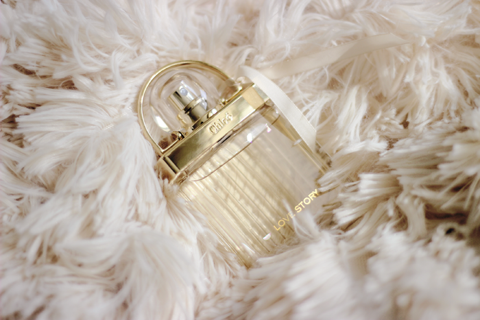 Chloe Love Story perfume fragrance review beauty blog aimerose