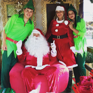 Especial de Natal no Parque Della Vittoria - ÚNICA APRESENTAÇÃO