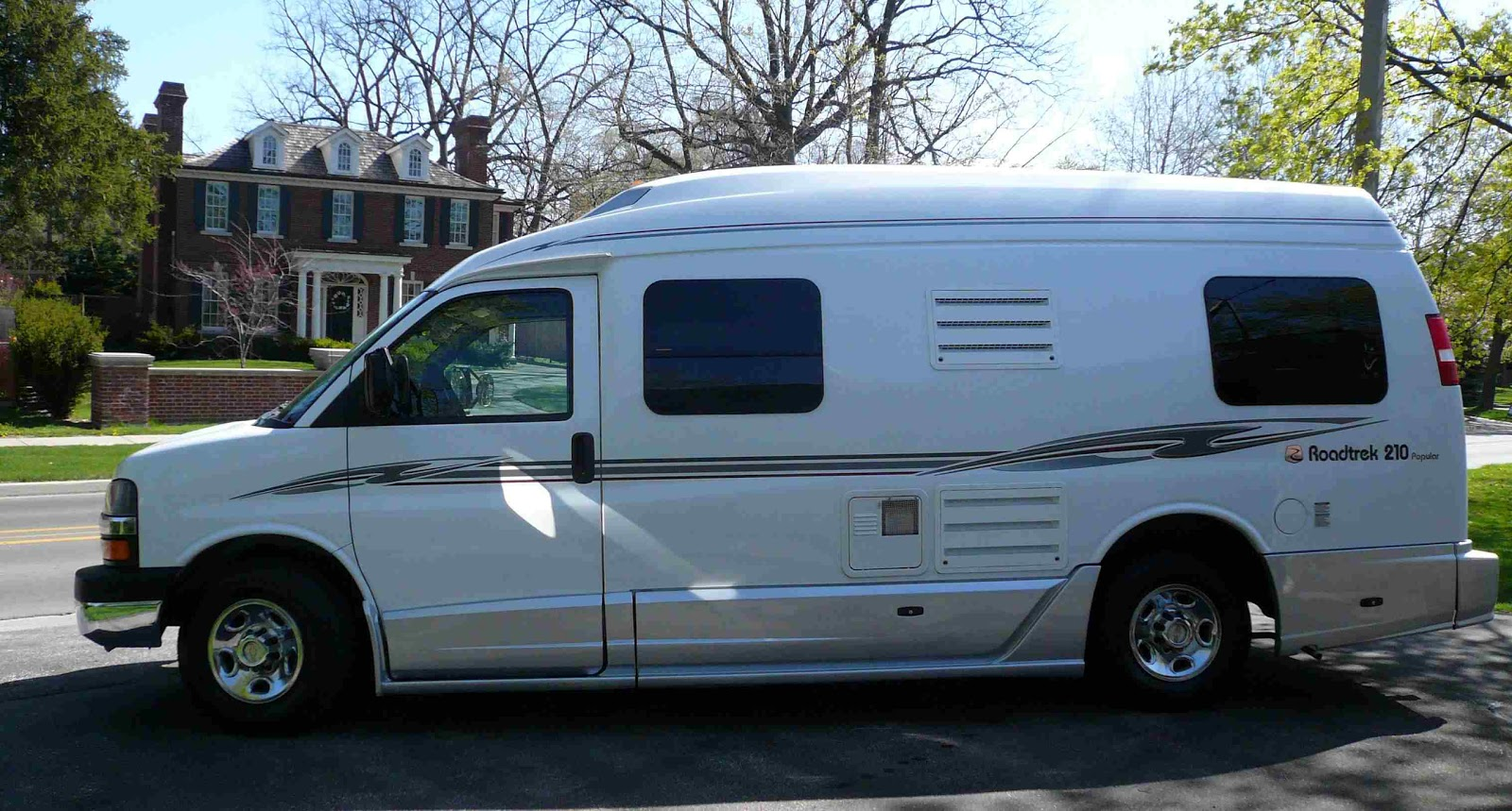 Cl B Motorhome Or Trailer