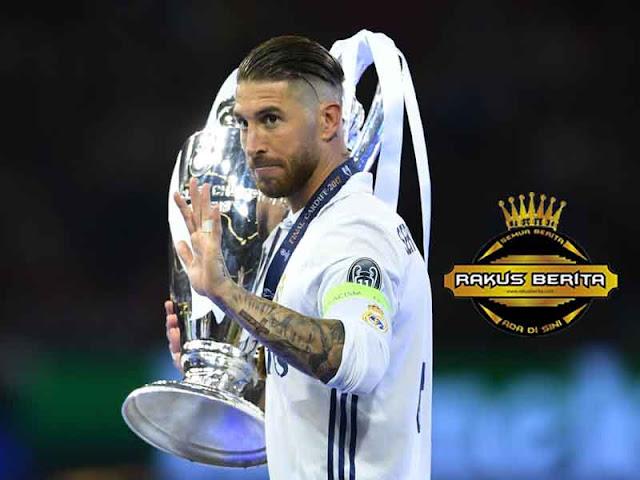 Albiol 'Ramos Memang Ditakdirkan Jadi Legenda Real Madrid'