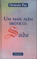 Ensaio - Octavio Paz - Sade - Erotismo