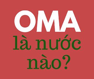 oma là nước nào