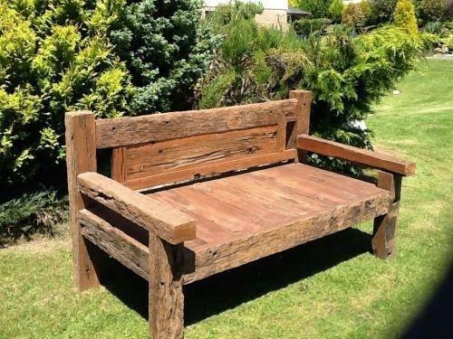 garden bench ideas  garden home, Backyard Ideas