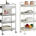 Amazon: $19.49 (Reg. $38.99) 4-Tier Storage Cart!