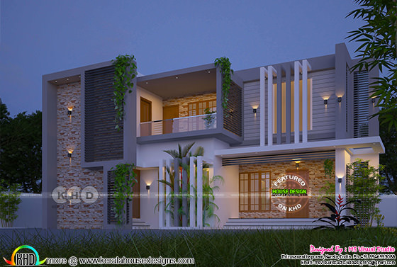 2622 square feet 6 bedroom contemporary house