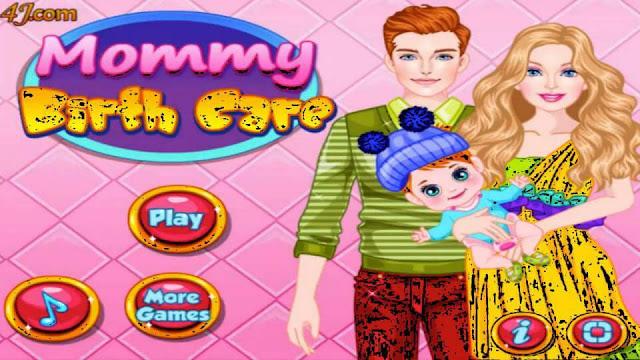 permainan perempuan, permainan barbie hamil, barbie hamil beneran