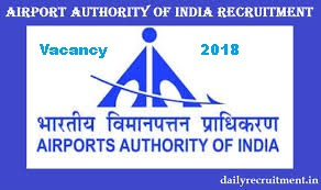 Airports Authority of India Recruitment notification 2018 - bestjobs