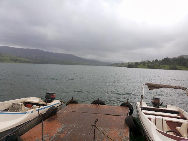 A trip to Panshet dam