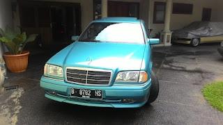 LAPAK MERCY BEKAS: C220 SPORT W202 Built Up - JAKARTA
