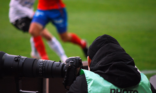 Sports Photography Tips