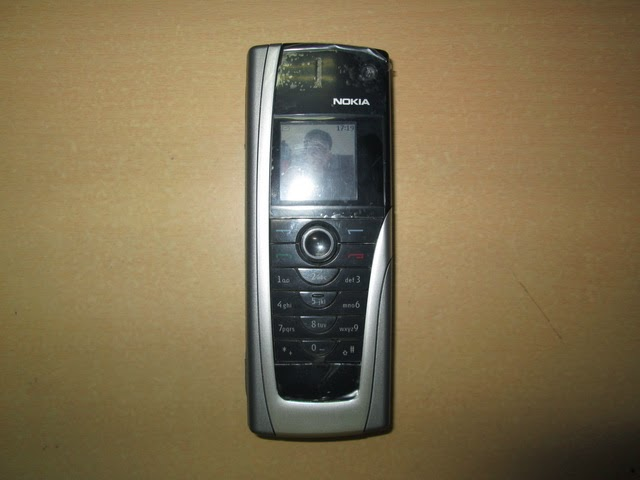 Nokia jadul 9500 communicator