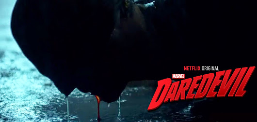 Marvel's 'Daredevil' Netflix Series Teaser Trailer [HD]