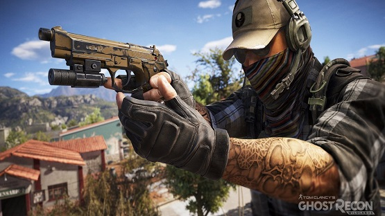 Tom Clancys Ghost Recon Wildlands Incl DLC Proper-CPY