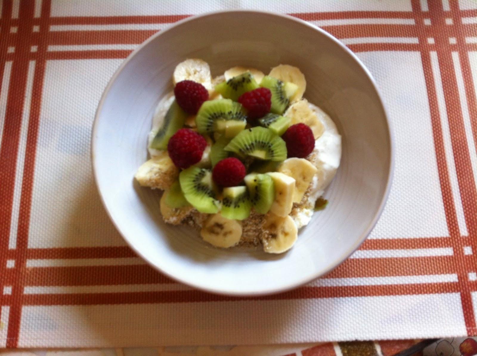 Petit-déjeuner complet