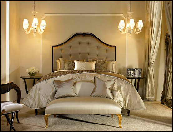 Decorating theme bedrooms - Maries Manor: Luxe